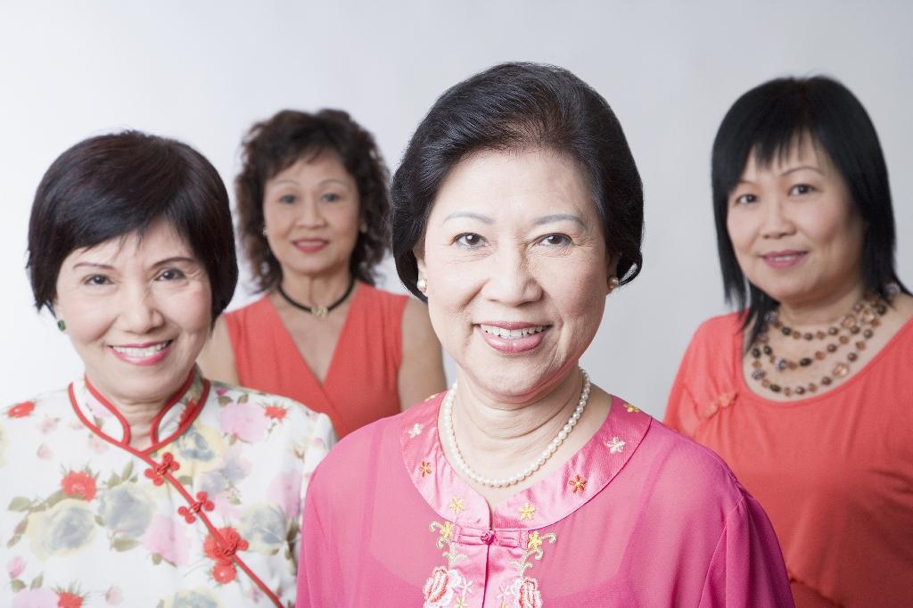 mature asian index