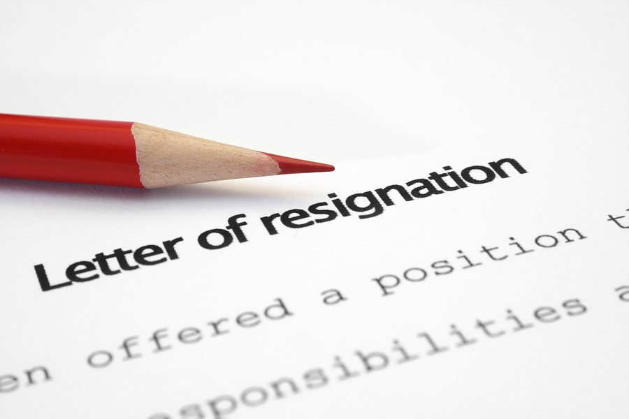 why good employee resigned