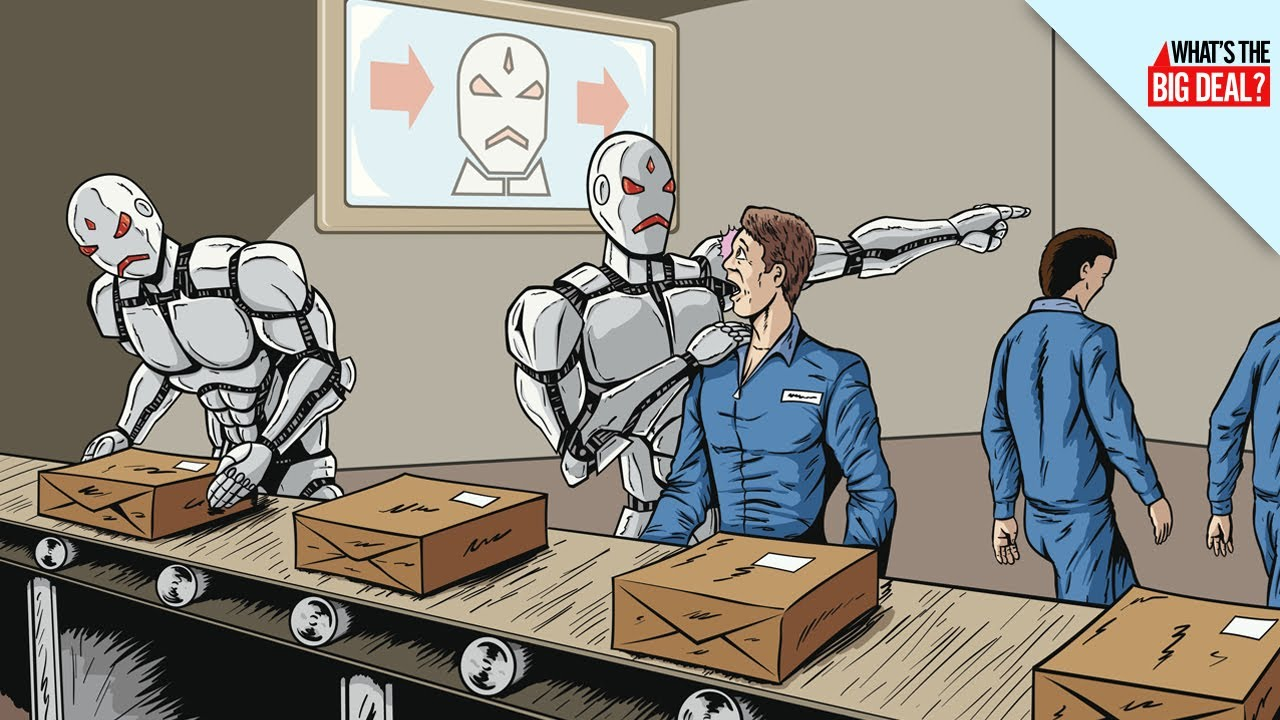 Are Robots good or bad for employment